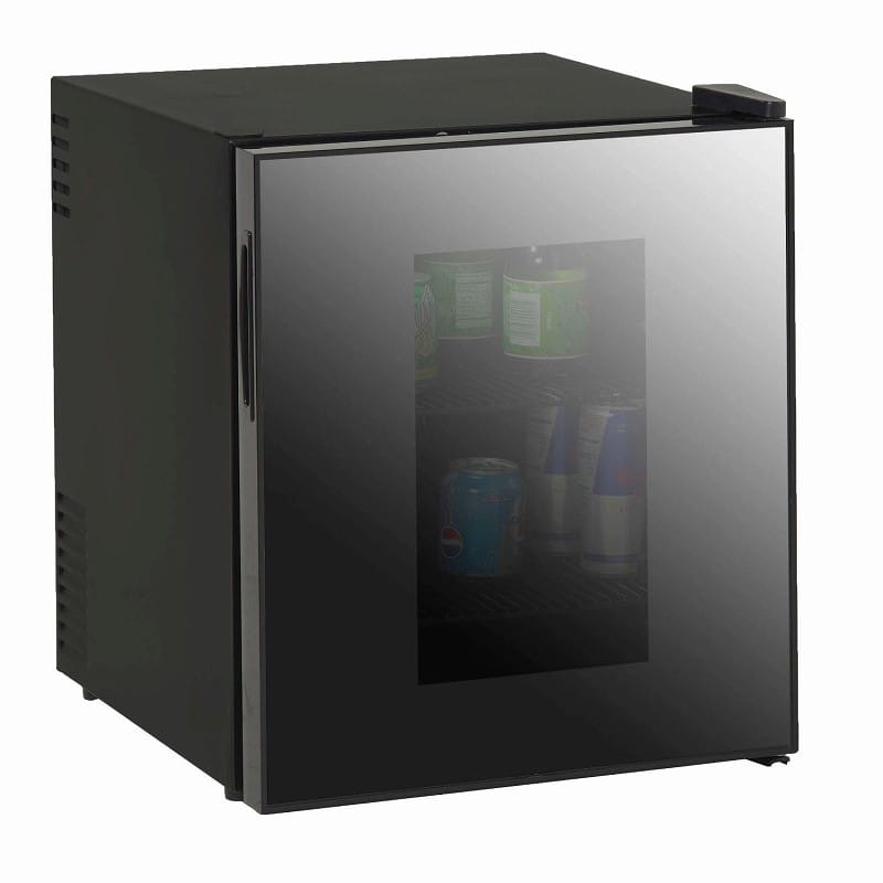 アバンティ ビバレッジクーラー 保冷庫 ガラスドア Avanti 1.7-Cubic Foot Superconductor Beverage Cooler W/Mirrored Finish Glass Door 家電
