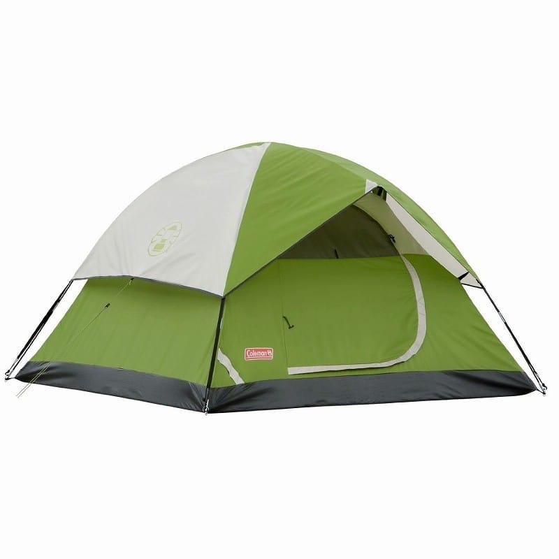 コールマン サンドームテント グリーン 緑 2~6人用Coleman Sundome Tent