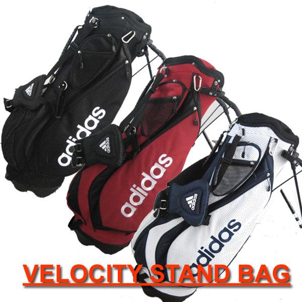 Super rare USA limited edition! adidas velocity (VELOCITY) stand bag Yep_100