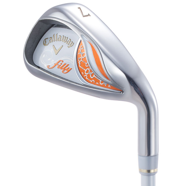 Callaway Ladies 2015 filly / Philly irons set 5 pair CALLAWAY GOLF 2015 at Japan regular products