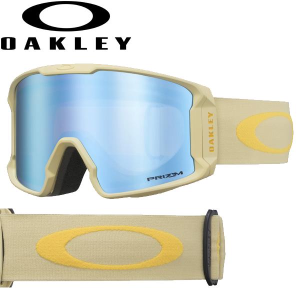 (10月初旬以降発送予定) オークリー OAKLEY スノー ゴーグル ラインマイナー OO7070-55 スタンダードフィット プリズム スノー サファイア イリジウム カラーオブライフ LINE MINER USAモデル