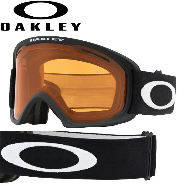 (10月初旬以降発送予定) オークリー OAKLEY スノー ゴーグル O フレーム 2.0 プロ XL OO7112A-03 アジアンフィット パーシモン マットブラック O-FRAME 2.0 PRO XL USAモデル