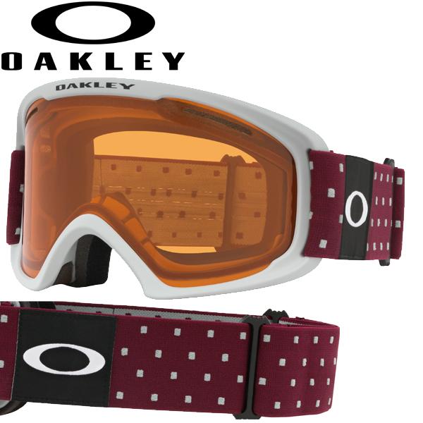 (10月初旬以降発送予定) オークリー OAKLEY スノー ゴーグル O フレーム 2.0 プロ XL OO7112A-06 アジアンフィット パーシモン ブロッコグラフィー バンピレラ O-FRAME 2.0 PRO XL USAモデル