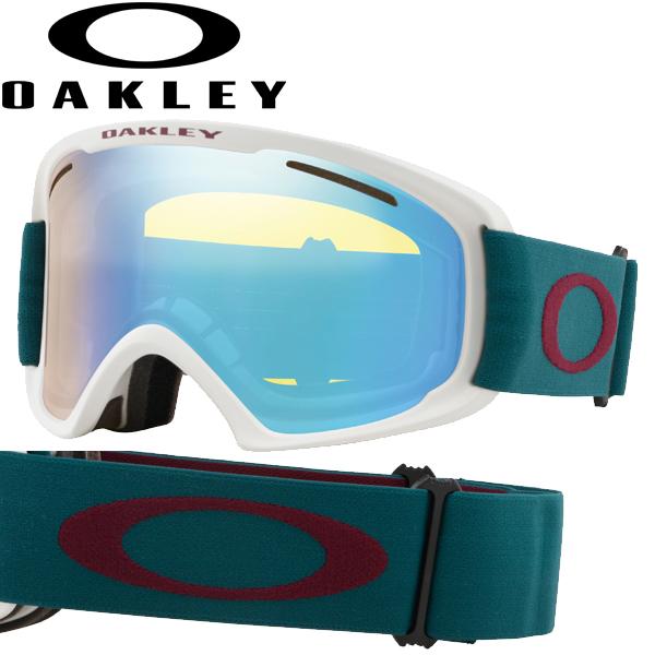 (10月初旬以降発送予定) オークリー OAKLEY スノー ゴーグル O フレーム 2.0 プロ XL OO7112A-09 アジアンフィット ハイ インテンシティ イエロー グレー バルサム O-FRAME 2.0 PRO XL USAモデル
