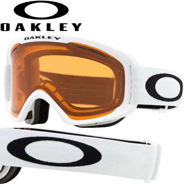 (10月初旬以降発送予定) オークリー OAKLEY スノー ゴーグル O フレーム 2.0 プロ XM OO7113A-02 アジアンフィット パーシモン マットホワイト O-FRAME 2.0 PRO XM USAモデル