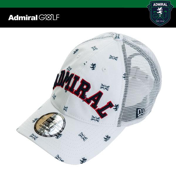 ニューエラ x アドミラル ゴルフ メンズ ベルオアシス キャップ ADMB 930F ADMIRAL GOLF x New Era