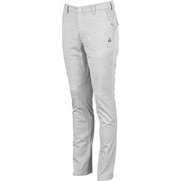 ルコック ゴルフウェア メンズ パンツ QGMMJD03 GY00 グレー le coq sportif 秋冬 18fwct
