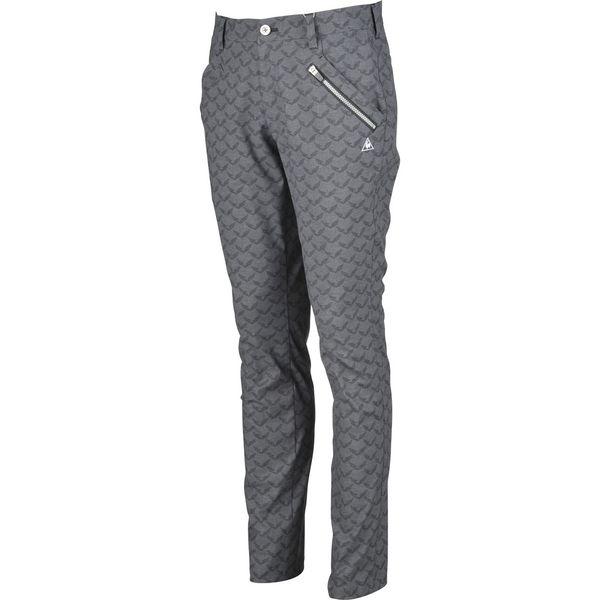 ルコック ゴルフウェア メンズ パンツ QGMMJD05 BK00 ブラック le coq sportif 秋冬 18fwct