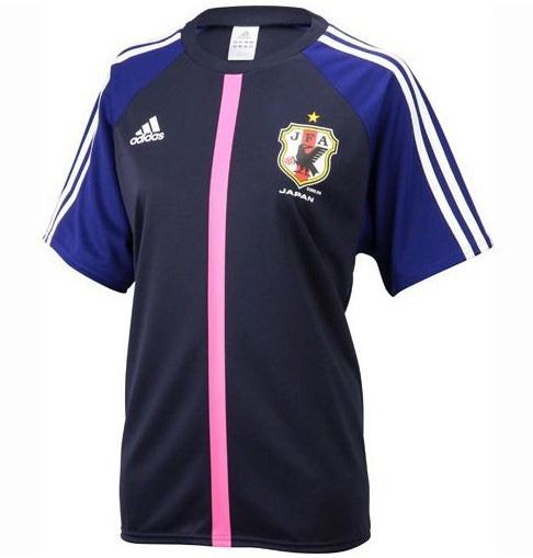 Adidas nadeshiko Japan Jersey T shirt