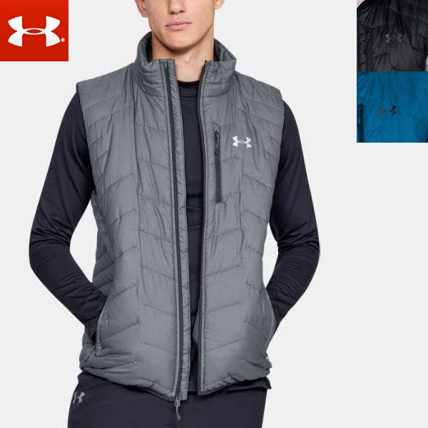 c4ce5891f Under Armour men strumpet strike cold gear reactor zip up 1316012 (cold  protection) UNDERARMOUR UA ColdGear Reactor Men' s Vest