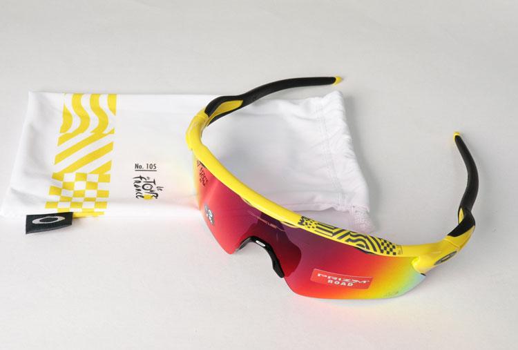 Oakley 2018 Tour de France prism road radar EV pass sunglasses OO9208-6938  standard fitting OAKLEY TOUR DE FRANCE PRIZM ROAD RADAR EV PATH