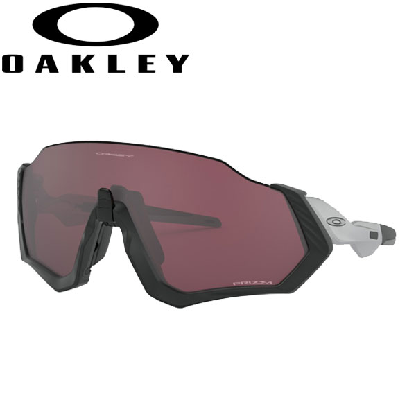 オークリー サングラス プリズム ロード ブラック フライトジャケット OO9401-0937 スタンダードフィット OAKLEY PRIZM ROAD BLACK FLIGHT JACKET / マットブラック