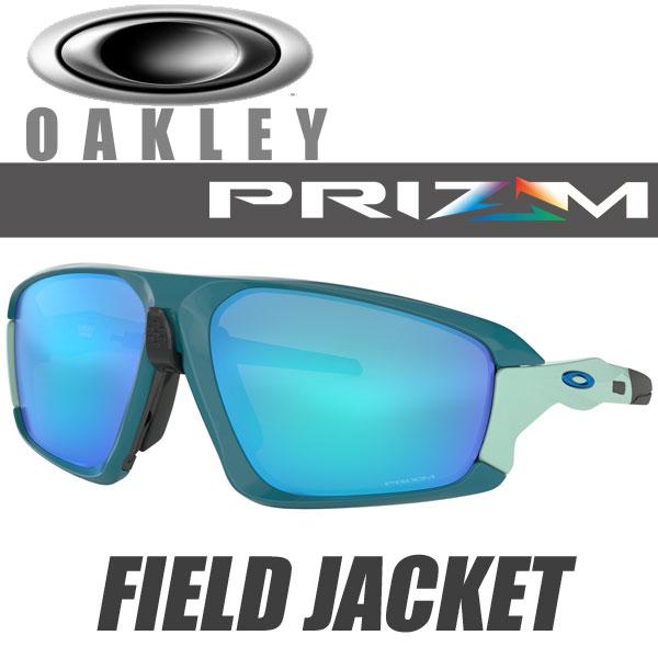 オークリー プリズム サファイア フィールドジャケット サングラス OO9402-0364 スタンダードフィット OAKLEY PRIZM SAPPHIRE FIELD JACKET / バルサム ブルーフレーム