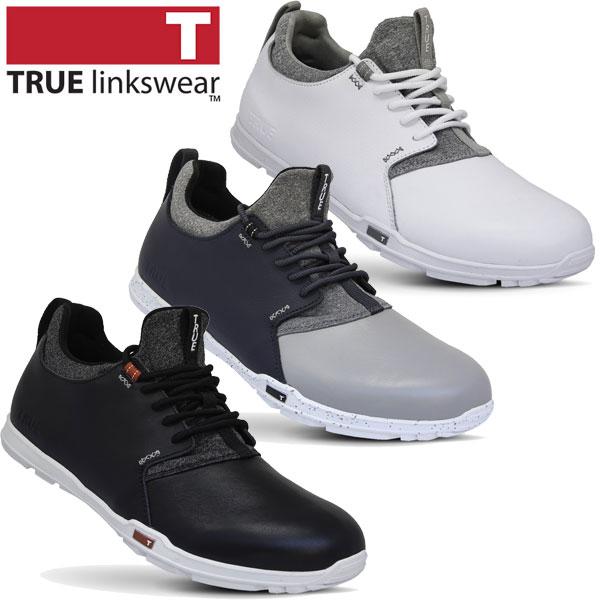 True Linkswear トゥルーリンクスウェア スパイクレス ゴルフシューズ オリジナル (TEMS OG) 日本正規品