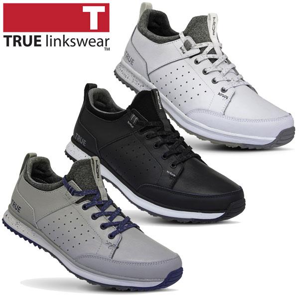 トゥルーリンクスウェア (True Linkswear) スパイクレス ゴルフ シューズ トゥルーアウトサイダー TEMS TO / True Outsider 日本正規品