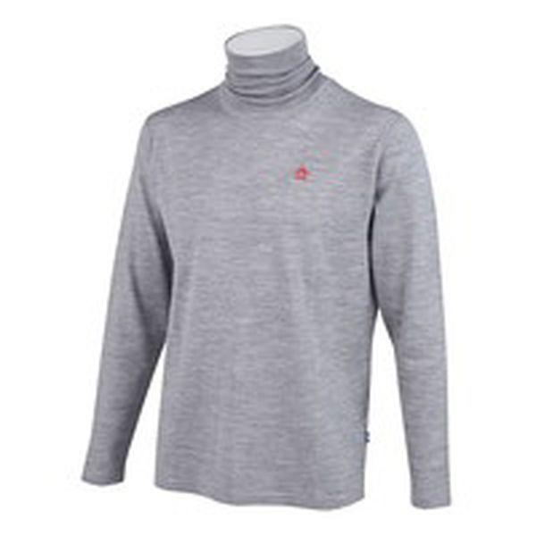 マンシングウェア MUNSING WEAR ゴルフ メンズ 長袖シャツ XJWML104 N600 18ssct