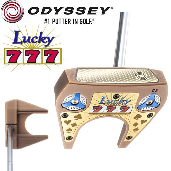 오디세이 LUCKY 777 (럭키 세븐 스) 패터 ODYSSEY LIMITED LUCKY 777 PUTTER 일본 정품