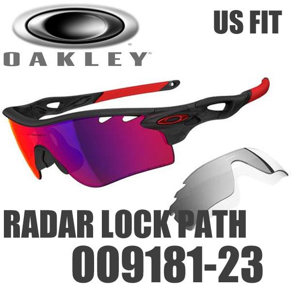 oakley radarlock path polarized iridium sunglasses