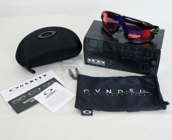 Oakley Cavendish Prism road joubraker sunglasses OO9270-07 Asian fit fit OAKLEY CAVENDISH PRIZM ROAD JAW BREAKER polished black