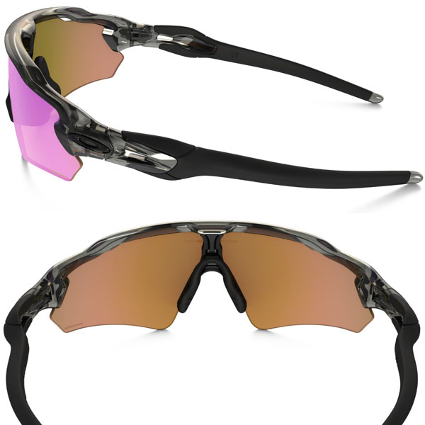 Oakley radar EV sunglasses Prism trail OO9275-04 Asian fit fit OAKLEY PRIZM TRAIL RADAR EV PATH