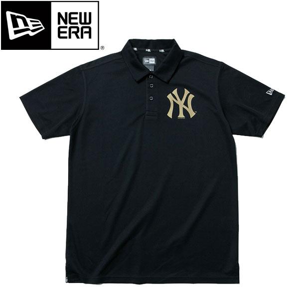 NEW ERA POLO / ニューエラ 半袖 ポロシャツ 11556835 ニューヨーク ヤンキース
