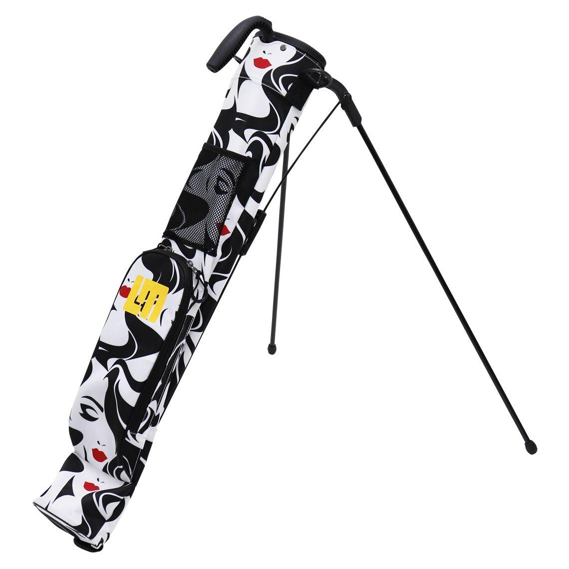 ラウドマウス メンズ レディース クラブケース スタンド バッグ Loudmouth ゴルフ LM-CC0004 152 Mona(モナ)
