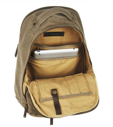 Nylon Tech Business Backpack | Nautica |Business Tech Backpack