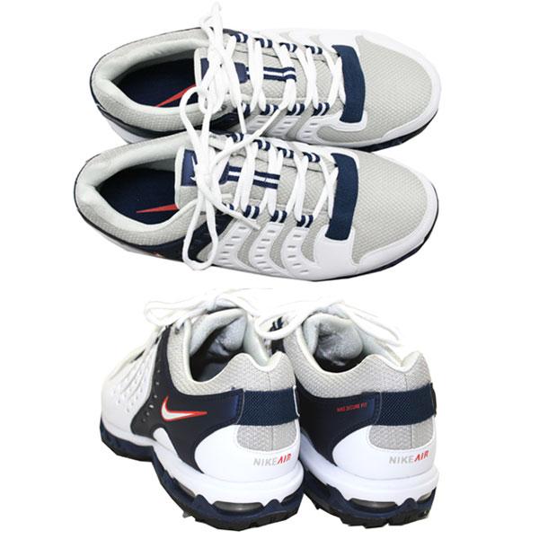 90ae883d8054c6 ... USA model ☆ Nike NIKE AIR MAX DUAL D ( 314913) golf shoes Yep 100 ...