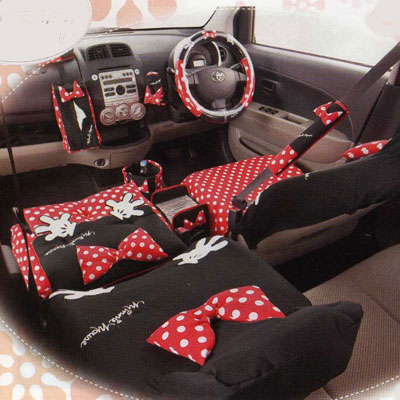 -Multi box BK ★ ラブリーミニー ★ ★ car accessories ★