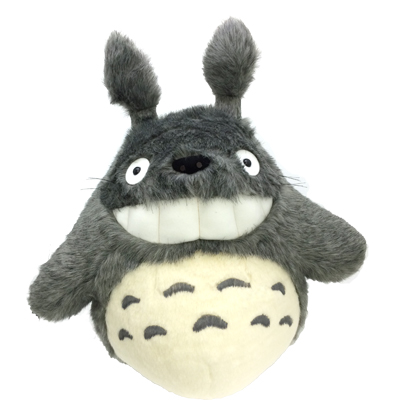 【送料無料】【となりのトトロ】ぬいぐるみ/LL(大トトロ)★笑い★