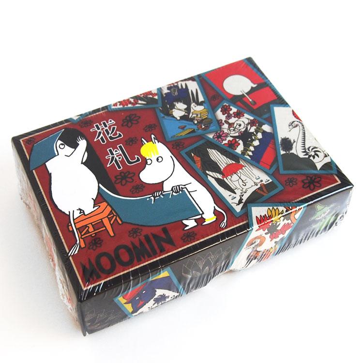 北欧 フィンランド Moominvalley 日本限定 379452 ムーミン タイムセール 花札