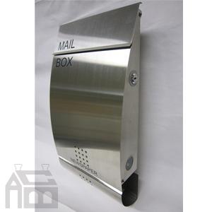 EURO Designers Post MB4502 AllStainless ユーロデザイナーズポスト MB4502 オールステンレス  メールボックス/郵便受け/新聞受け/4502