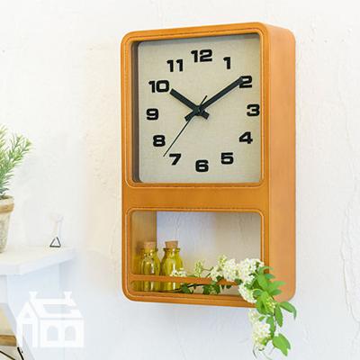 CHAMBRE LUCK CLOCK ラッククロック シャンブル インターゼロ/掛時計/かけ時計/壁掛け時計/北欧/おしゃれ/デザイン時計/インテリア時計