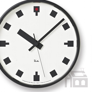 Lemnos WR12-04 レムノス 日比谷の時計  掛け時計/かけ時計