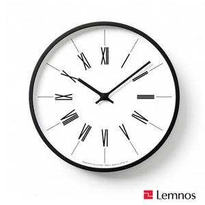 クーポン対象商品 Lemnos 時計台の時計 レムノス 掛け時計 かけ時計 限定価格セール 捧呈 KK13-16