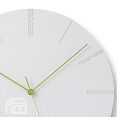 Lemnos CARVED II NTL13-10  掛時計/壁掛け時計/かけ時計/北欧/ウォールクロック/壁時計/デザイン時計/インテリア時計