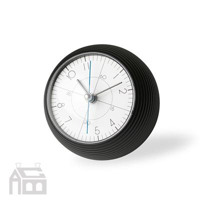 Lemnos earth clock 置き時計 アースクロック TIL16-11 北欧/デザイン時計/インテリア時計