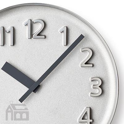Lemnos Founder clock clock clock KK15-08 ファウンダークロック 掛時計/壁掛け時計/かけ時計/北欧/ウォールクロック/壁時計/デザイン時計/インテリア時計 341