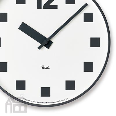 ファッションの Lemnos RIKI Lemnos PUBLIC レムノス CLOCK WR17-08 レムノス 掛け時計/壁掛け時計 PUBLIC/北欧/リキクロック, 銀座エアポート静岡:2009900b --- canoncity.azurewebsites.net
