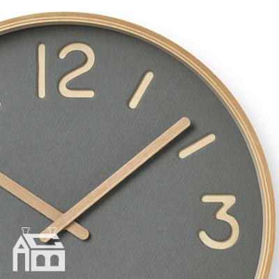 Lemnos THOMSON/THOMSON PAPER レムノス LC18-14/NY18-15  掛時計/掛け時計/ウォールクロック/北欧/おしゃれ/デザイン時計/インテリア時計