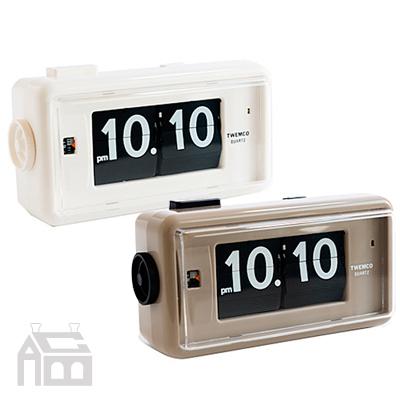 TWEMCO Desk Top Alarm AL-30 トゥエンコ アラーム時計 置き時計/おき時計/目覚まし時計/レトロ/モダン