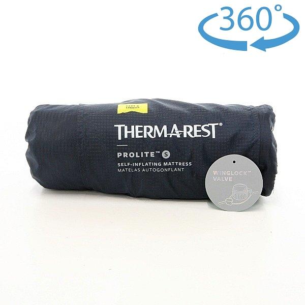 サーマレスト (Thermarest) ProLite プロライト スモール (ウイングロックバルブ)