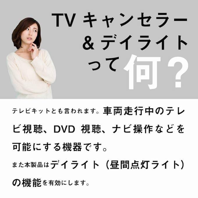 AudiA1(8X)Q2(GA)A3(8V)Q3(8U)A4(8K/8W)A5(8T/F5)Q5(8R)A6(4G)A7(4G)Q7(4M)A8(4H)TT(FV)R8(4S)MMITVキャンセラー&デイライト(走行中ナビ操作DVD視聴配線不要テレビキットテレビキャンセラーキャンセルコーディングアウディ)E2PLUGType01