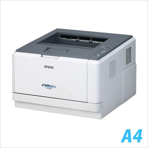 EPSON モノクロレーザープリンター(標準モデル) A4対応 LP-S310※代引不可