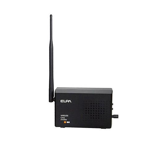 【最安値挑戦】ELPA ワイヤレスチャイム 高品質ワイヤレスコール中継器 EWC-T02【代引不可】