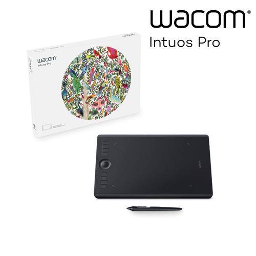 【取寄品】ワコム ペンタブレット Intuos Pro Medium PTH-660/K0