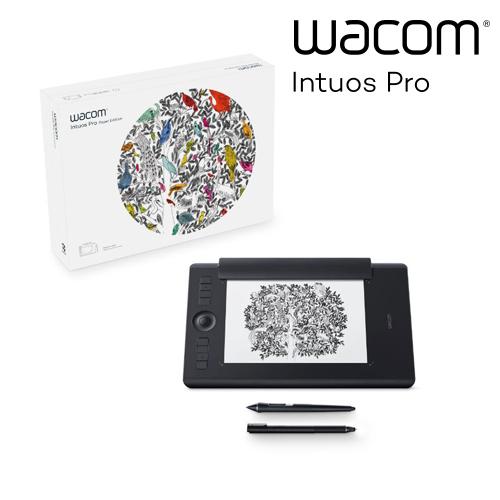 【取寄品】ワコム ペンタブレット Intuos Pro Paper Edition Medium PTH-660/K1