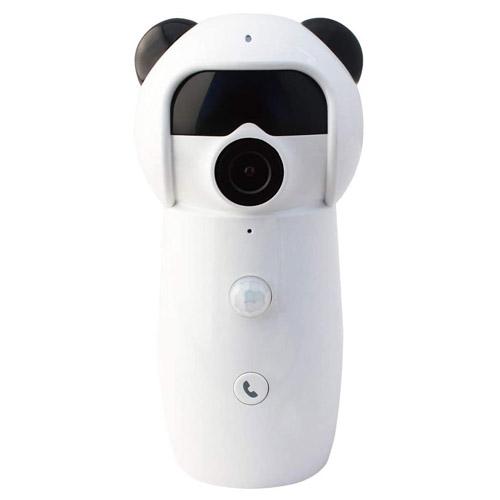 【取寄品】ダイトク 防犯カメラ ダイビーコール2K ホワイト GS-DVY021