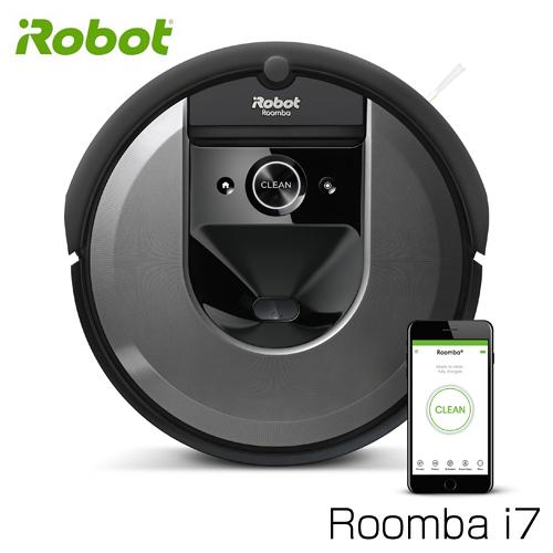 【取寄品】ルンバ i7 iRobot ロボット掃除機 Wi-Fi対応 Alexa対応 i715060