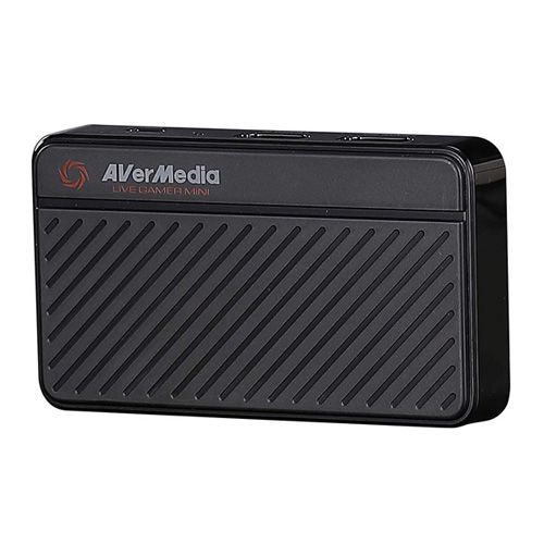 シンプルかつ高性能 1080p 60fpsに対応 取寄品 AVer Media ビデオキャプチャー 最新 Live GC311 一部地域除く お気に入り 送料無料 MINI Gamer